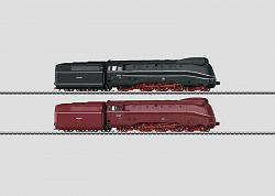 Marklin 37912 DRG 2X CLASS 03 STREAMLINE STEAM LOCS SET