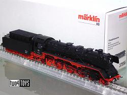 Marklin 37956 DB CLASS 03 STEAM LOCOMOTIVE MFX+