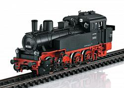 2021 Marklin 39923 DB CLASS 92 STEAM LOCOMOTIVE