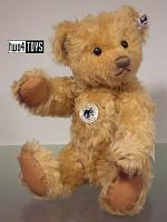 Steiff 403231 MR. VANILLA REPLICA 1906 TEDDY BEAR 2015