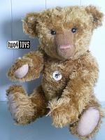 2019 Steiff 403385 TEDDY BEAR REPLICA 1906 LIGHT BROWN MOHAIR