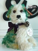 2021 Steiff 403439 MOLLY DOG REPLICA 1927
