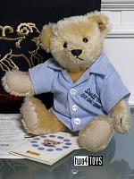 Steiff Club 420566 CLASSIC BIRTH TEDDY BEAR ZODIAC ARIES 2006