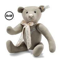 2020 Steiff 421617 CLUB EDITIE WOL VILT TEDDY BEAR