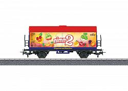 2017 Marklin 44215 NIMM 2 AUGUST STORCK BERLIN REFRIGERATOR CAR