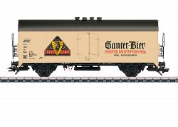 "2021 Marklin 45026 BREWERY ""GANTER"" BEER CAR"