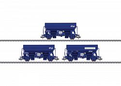 Marklin 46305 NS DUTCH TYPE TDS HOPPER CARS SET 2017