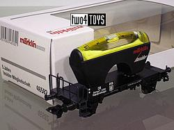 Marklin 46582 INSIDER CLUB GRADE MEASUREMENT CAR