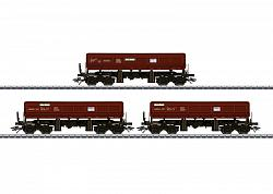 2018 Marklin 48456 RAILPRO BULK FREIGHT DUMP CAR SET 2017