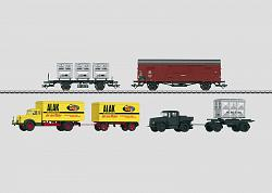 Märklin 48812 INSIDER CLUB DB SPANGENBERG WORKS FREIGHT SET