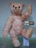 Steiff 655845 TEDDY BEAR ROSÉ 9TH SUMMER FESTIVAL 2005