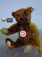 Steiff 657672 LOW LANDS RANDOM TEDDY BEAR LIM.ED #23 / 1,500