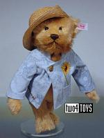 Steiff 657740 VINCENT VAN GOGH TEDDY BEAR HOLLAND LIM. ED. 1,500