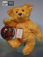 Steiff 659959 FOURTH HOLLAND CHEESE TEDDY BEAR 1998 LIM. ED.
