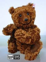 Steiff 660795 BELGIUM BEAR OF THE LODGE TEDDY LIM. ED. 2002