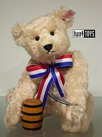 Steiff 661082 MAATJES HERRING TEDDY BEAR, HOLLAND 2003