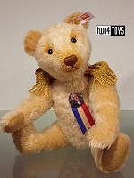 2017 Fall Steiff 683190 GEORGE WASHINGTON TEDDY BEAR USA
