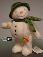 2017 Steiff 690181 THE SNOWMAN ™ CUDDLY SOFT PLUSH MEDIUM SIZE
