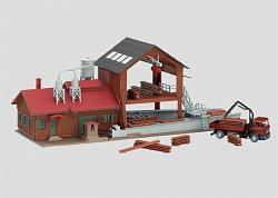 Marklin 78020 SAWMILL THEME EXTENSION SET