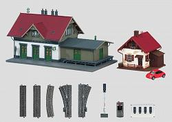 Marklin 78030 STATION THEME EXTENSION SET