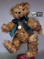 Hermann 10250-0 Max Hermann Classic Birthday Bear 1999