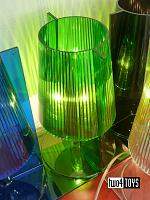 Kartell TAKE GREEN TABLE LAMP DESIGN FERRUCCIO LAVIANI