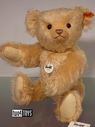Steiff 000546 CLASSIC TEDDY BEAR LIGHT BLOND