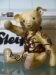 Steiff 006272 DESIGNER'S CHOICE GUSTAV TEDDY BEAR 2018