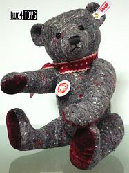 Steiff 006579 DESIGNER'S CHOICE TEDDY BEAR JACKSON