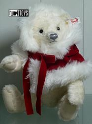 2019 Steiff 006890 NICOLA CHRISTMAS TEDDY BEAR