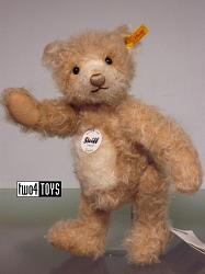 Steiff 026966 COOKIE TEDDY BEAR CREAM MOHAIR 2013
