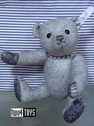 Steiff 035425 SEASIDE SELECTION FELT TEDDY BEAR