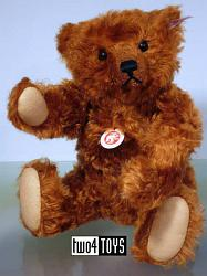 Steiff 035883 VINCENT TEDDY BEAR 2011