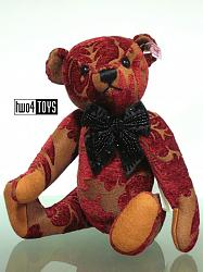 Steiff 036910 VIKTORIA / VICTORIA TEDDY BEAR UNIQUE #847 2011