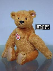 Steiff 037436 SOMERSAULT TEDDY BEAR w. MECHANISM 2006