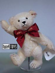 Steiff 038518 MARGARETE'S TEDDY BEAR WHITE