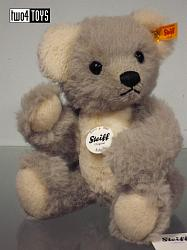 Steiff 039379 ADONI TEDDY BEAR ALPACA GRAY WHITE 2015