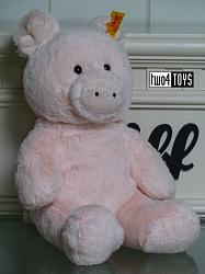 2018 Fall Steiff 057168 OGGIE PIG SOFT CUDDLY FRIENDS