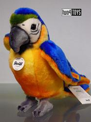 Steiff 063879 LORI THE PARROT SOFT PLUSH