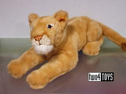 Steiff 064289 ORIGINAL LIONESS SOFT PLUSH