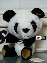 2018 Steiff 064845 TOM BIG HEAD PANDA
