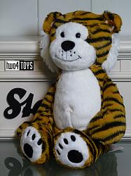 2019 Steiff 066146 TONI TIGER SOFT CUDDLY FRIENDS