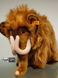 2016 Fall Steiff 082429 MIMMI MAMMOTH CUDDLY SOFT PLUSH