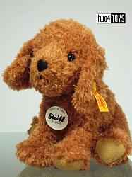 Steiff 083556 LITTLE BONNY PUPPY DOG SOFT PLUSH