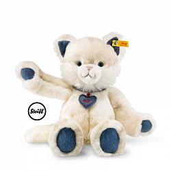 Steiff 084447 DENIM DARLINGS MIAU CAT 2017
