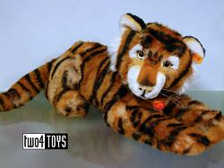 Steiff 103018 SCHADAH TIGER SOFT PLUSH 2003