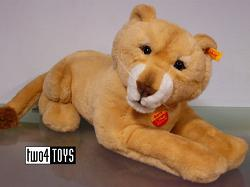 Steiff 103032 ORIGINAL BARRY LIONESS SOFT PLUSH 2003