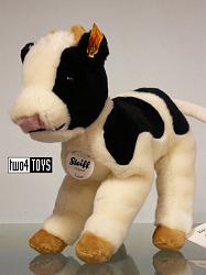 Steiff 103421 LUISE COW CUDDLY SOFT FUR