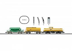 Minitrix 11205 CONSTRUCTION TRAIN MAK G 1206 STARTER SET 2008