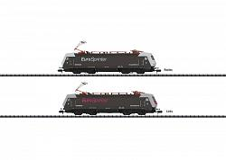 Minitrix 12329 SIEMENS DISPOLOK CLASS ES 64 P ELECTRIC LOCO 2011